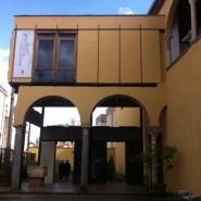 Museo Archeologico Provinciale di Salerno, esterno, copyright ph. Fondazione Filiberto Menna.