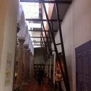 Museo Archeologico Provinciale di Salerno, interno, copyright ph. Fondazione Filiberto Menna.