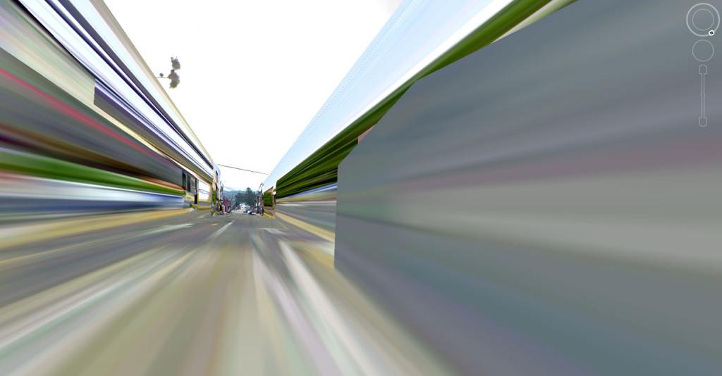 Glitch road