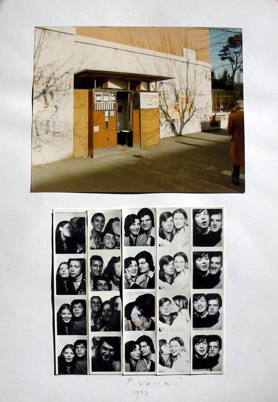 08. Franco Vaccari, Photomatic d'Italia, 1972-1974