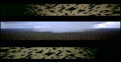 ARASH IRANDOUST, On Being God, Video installation, 2013, 24' 04