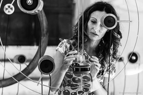Tamara Repetto, Foto di Annamaria La Mastra