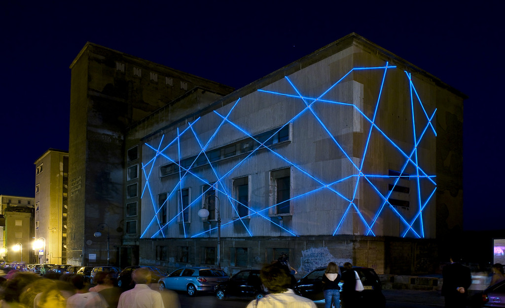 1A_Bianco-Valente, Relational, 2009, Ex Biblioteca Provinciale, Potenza