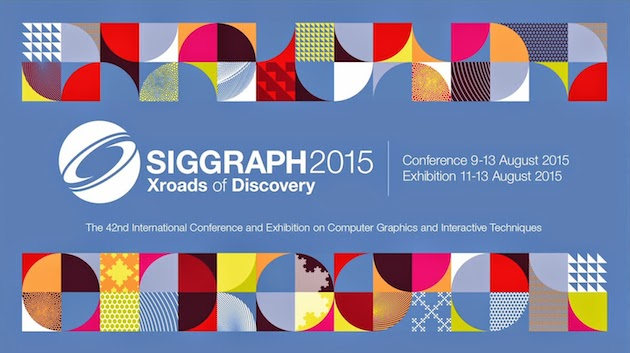 SIGGRAPH 2015 - Preview Trailer