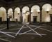 Bianco-Valente, Tu sei qui, Cortile di Palazzo Strozzi, 2014 foto Martino Margheri 02