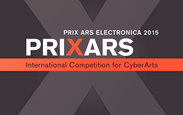 Call for entries > PRIX ARS ELECTRONICA 2015
