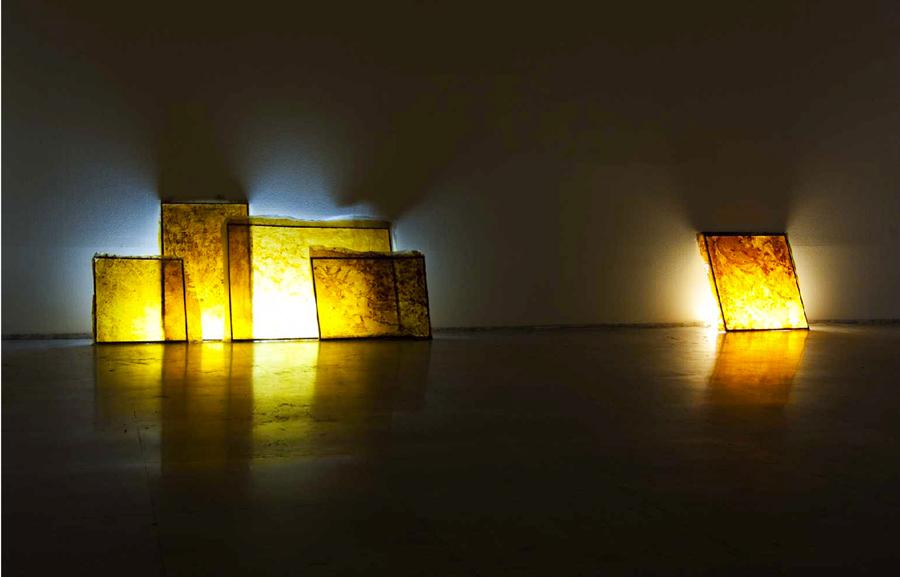 8- utopistiche finestre d'ambra