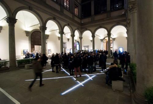 Bianco-Valente,-Tu-sei-qui,-Cortile-di-Palazzo-Strozzi,-2014-foto-Martino-Margheri-05