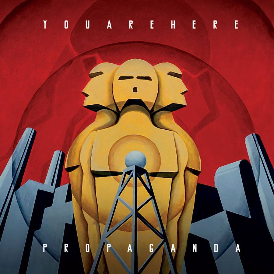 Propaganda Album cover