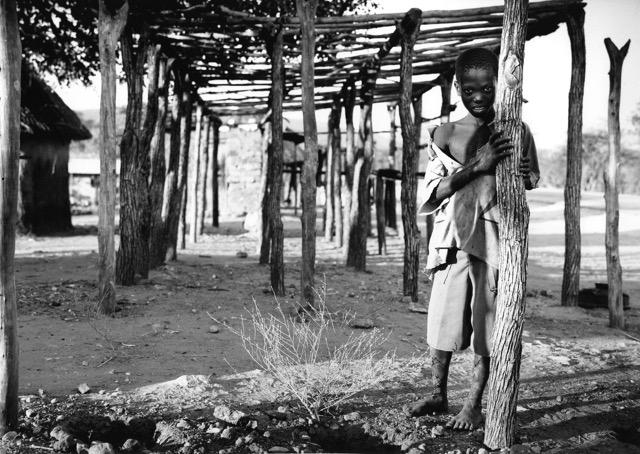 1. Paolo Solari Bozzi© - Great East Road # 1, Zambia, 2009  - Silver Gelatin print