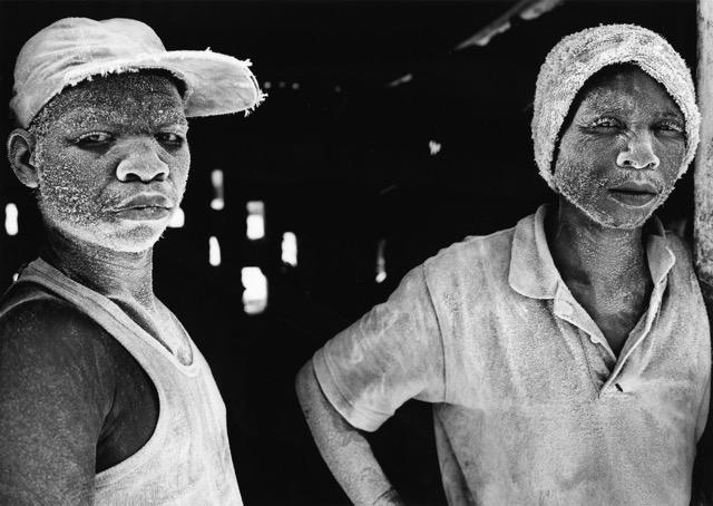 4. Paolo Solari Bozzi© - Kafwinta Village (Mwita, Chongo), Zambia, 2014  - Silver Gelatin print