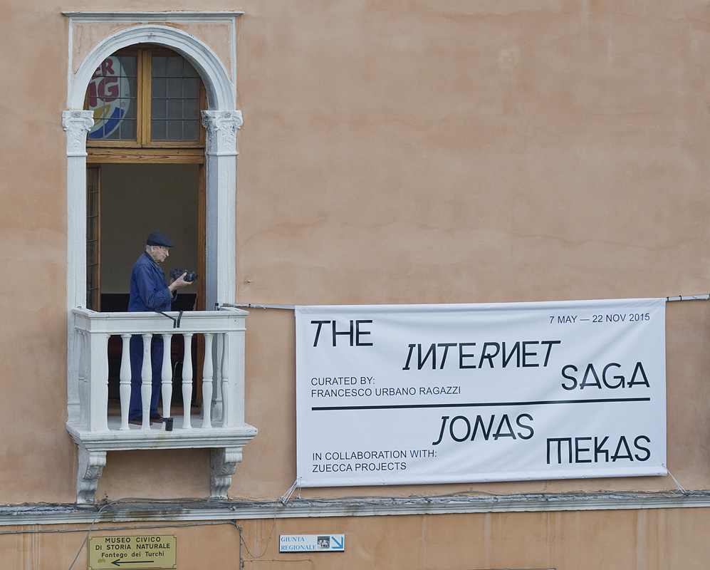The Internet Saga Jonas Mekas
