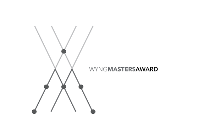 Call for submissions > WYNG MASTERS AWARD