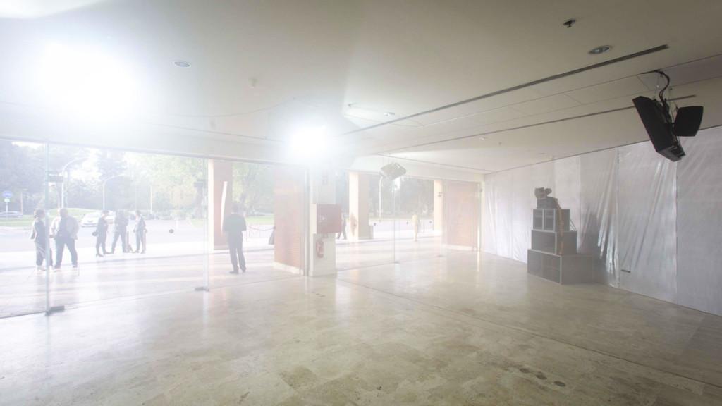 2.Invernomuto, WondoGenet. Installation view, AuditoriumArte, Roma, 2015_Ph. Musacchio & Ianniello