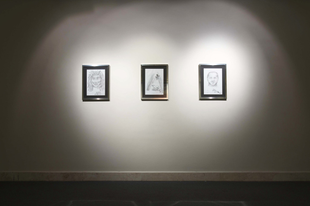 4.Invernomuto, Negus-Remembering a Night in Shasha, 2014, drawings_ Ph. Musacchio & Ianniello