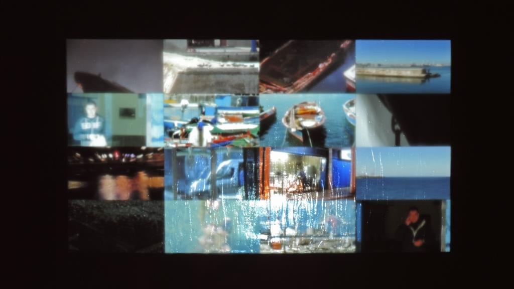MOIO&SIVELLI-LIKE A SEAGULL Bari-videoproiezione su silicone-2014