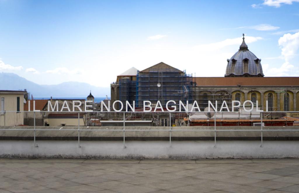 Bianco-Valente, Il mare non bagna Napoli, 2015 DSC01872