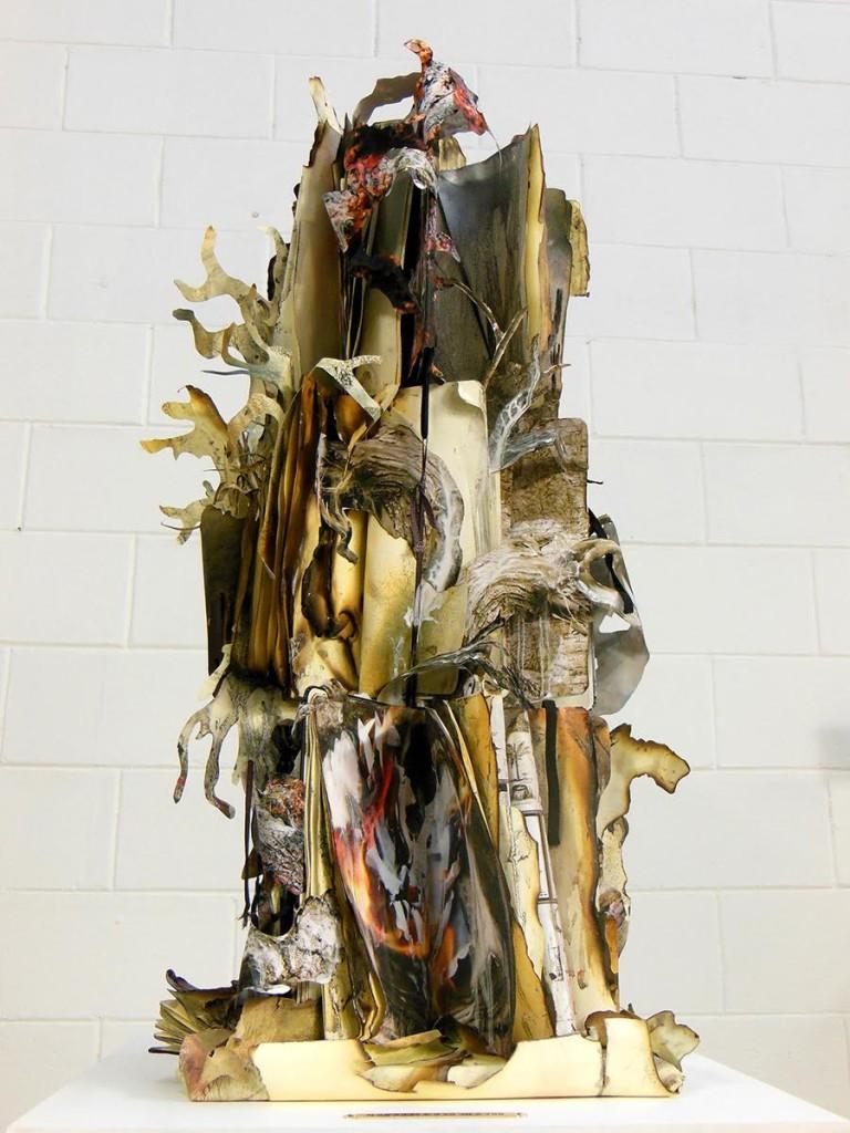 Daniele Girardi - Sketch Life Book - 2013 - Materiali vari - Collezione privata