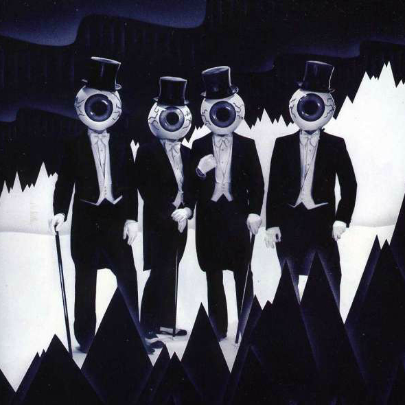 THE RESIDENTS // ESKIMO (1979) Artwork: Poor No Graphics, Design [Eyeballs]: Dinosaur Productions