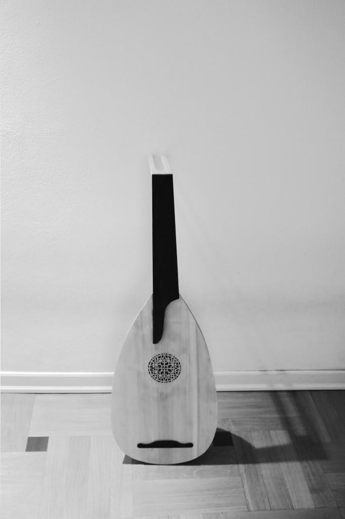 Giulio Lacchini - strumento non strumento, sculture in legno di pioppo, 2015
