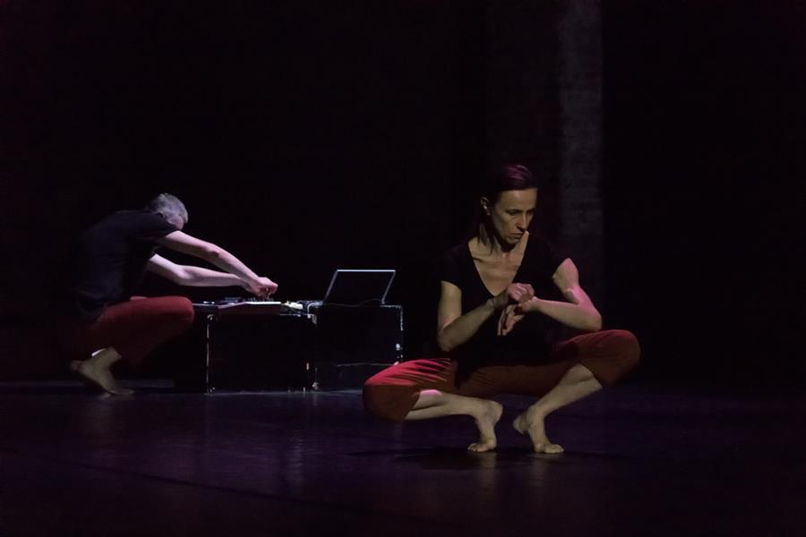 Anatomia, Compagnia Simona Bertozzi-Nexus - foto Dario Bonazza