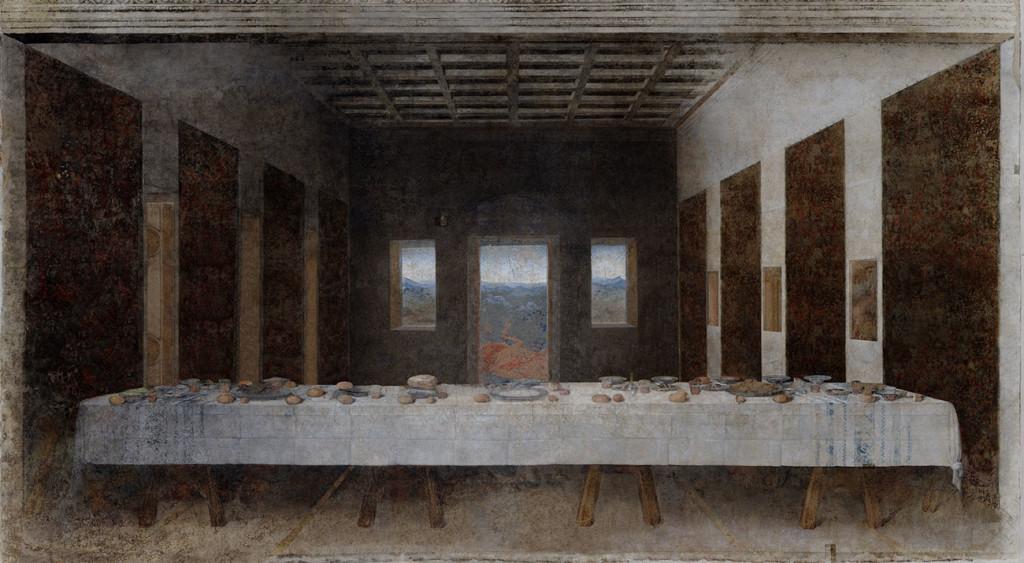 Jose Manuel Ballester-LA ULTIMA CENA-2010 474x858 cm