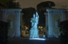 «Ouvert la nuit» at Villa Medici. Art between Light and Shadow
